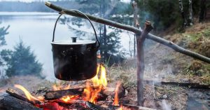Things to Consider when Cooking in the Wild