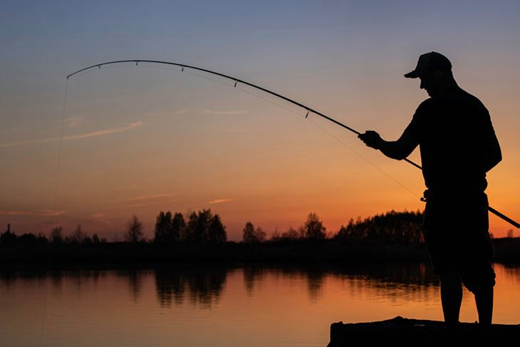 fishing at night tips