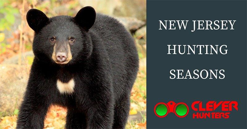 New Jersey Hunting Seasons