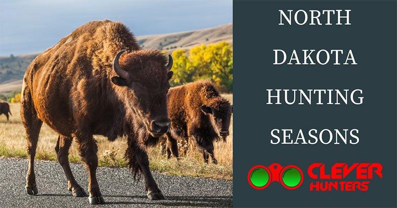 North Dakota Hunting Seasons